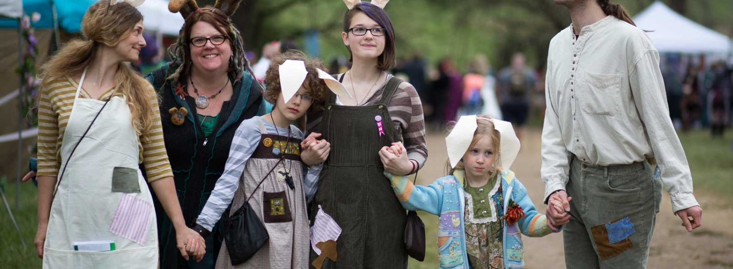 UPDATE:  Sunday Fairie Festival Cancelled
