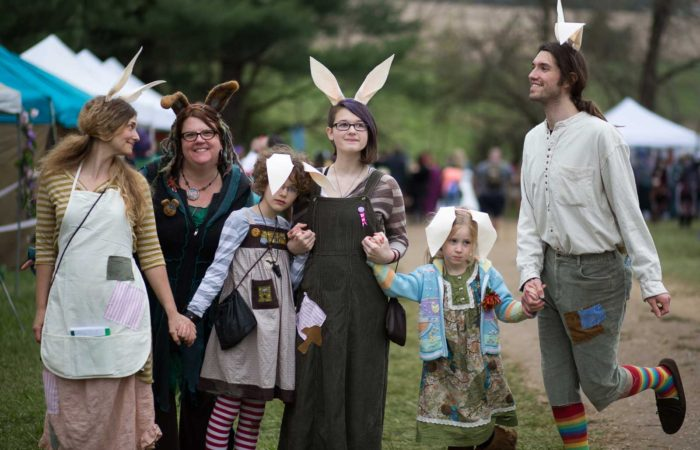 Important News - 2018 May Day Fairie Festival at Spoutwood Farm